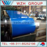 0.35*1000 Blue/Red pre-painted coil/ coils of steel/ color coated steel coils for metal works