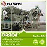 mobile batching plant YHZS60 batching plant for concrete mixer truck with high efficiency