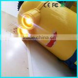 Despicable Me high quality power bank 6600mAh universal 18650 battery charger for samsung