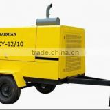 marine air compressors!!mining safe high efficiency diesel engin screw air compressor LGCY-15/13A rock drill drill rig