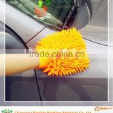 Hot sale Car cleaning products, Microfiber Car Care Hand Gloves with strong detersive power