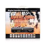 Inquiry about Tiger star Satellite Tv Receiver Free 15 Months Gshare Ali3516 Chipset