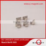 n50 cheap scrap custom shape neodymium magnets