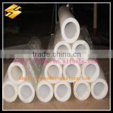 china goods white colored uhmwpe HDPE pipe price                                                                         Quality Choice