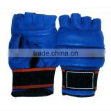 High Quality Pakistan PU Artificial Leather Bag Mitt Gloves