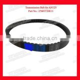 27601T20E11 High Performance Flat Transmission Belts Atv Drive Belt For SUZUKI AN125