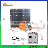 80w solar system for home appliance / solar power system for home /solar system for hotel made in china with lowest shipping