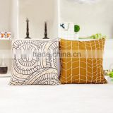 Wholesale (#CC009) Fashion Linen Cotton Bed Sofa Throw Pillow Case Cushion Cover