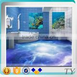 China injet glazed tile 3d picture marble bathroom ceramic tile with wall decor                                                                         Quality Choice