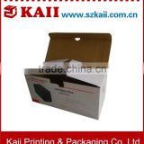 wholesale factory of doll packaging box, high quality doll packaging box made in China
