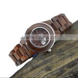 2016 Fashion Wooden Wrist Watches For Women Alibaba Express Hot Sale Bamboo Big Large Wood Watch