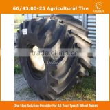 Hot Sale Chinese Famous Brand Tractor Tire 66x43.00-25 With Excellent Quality                                                                         Quality Choice