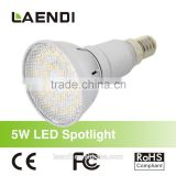 Lowest price!!! Hot selling 5W MR16/GU10/E27/E14 small SMD led spot light for commercial lighting