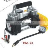Heavy duty 12v air compressor air pump tyre inflator with CE Approved