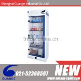 99.99% filtering efficiency for organic solvent ,without pipe work in lab,805L chemical storage cabinet