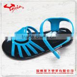Children girl jelly sandals casual shoes