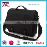 Black laptop messenger bags for men made in China