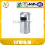 Stainless Steel Swing Top Waste Container/Household Recycle Garbage Bin