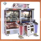 Coin Operated Shooting Game Arcade Machine Time Crisis 4