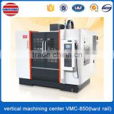 chinese cnc machining center good quality VMC-850 (hard rail)                                                                         Quality Choice