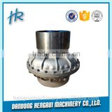 3 years warranty with ISO9001:2008 customized from casting foundry coupling flexible couplings