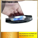 LCD Digital Luggage Scales for suitcase,travel,shopping,gift sale with Blue LED backlight