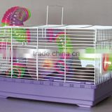Portable Pet Hamster House Cage with Waterer and Bowl 931B                                                                         Quality Choice