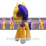 Customized plush toy stuffed my little plush pony                                                                         Quality Choice
