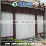 Prefabricated house interior wall paneling fireproof mgo insulation board lightweight concrete magnesium oxide board