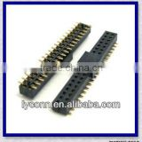 2.00mm smt pin female header connector