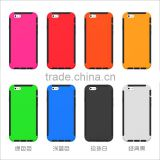 Universal PVC Retail Package Case for iphone6/6s plus Backcover Ultra-Thin Soft Gel Silicone Case 8 Colors(5.5 inch)