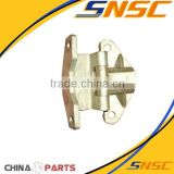 Shacman shanqi shaanxi truck parts F2000- AZ1642210009 door hinge assembly