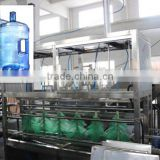 5 gallon bottling line/plastic gallons/5 gallon bucket/complete line 5 gallon drink water