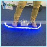 Hoverboard with led lights one wheel electric skateboard hoverboard free shipping