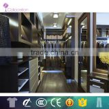 modern design black color wardrobes bedroom furniture                                                                         Quality Choice