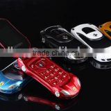 Car shape CDMA lighing mobile phone