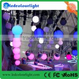 Madix DMX 20cm led lift kinetic sphere color ball