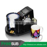 2015 newest design 11oz ceramic mug sublimation machine, pneumatic mug heat press machine
