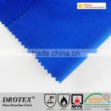 DROTEX Fireproof Material Fireproof With Coating Fr Water-oil Repellent Fabric Used In Petroleum