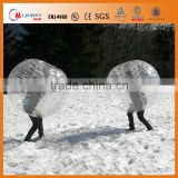 2015 high quality inflatable bumper soccer bubble, bubble soccer ball for sale, human soccer bubble ball for adult