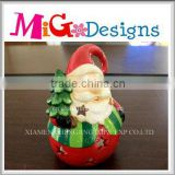 Christmas Incense Burner Censer Decorative Ceramic
