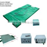 hot selling!!! three zone electric blanket