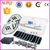 AU-6804BMultifunction Relax and Tone Electronic Body Massager Electro Muscle Stimulator Slimming Equip
