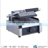 Contact Grill - CE, Electric, One Head, All Flat, 1.8 Kw, TT-WE173A