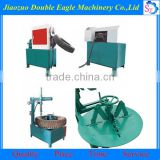 tire steel removing machine /tyre bead cutting machine /waste tire recycling machine