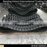 Bobcat 325 rubber track for mini excavator agriculture machine