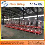Aftersale Service Aluminum Alloy Mast Hydraulic Lift