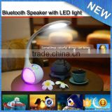 New Technology Bluetooth Speaker Lamp Mobile Accessories Looking for Business Partner in Europe
