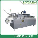 JDZ-100 Automatic cartoning machine for blister package/carton packaging machine