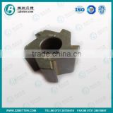 supply differents teeth tungsten carbide scarifier cutter for scrape concrete floor